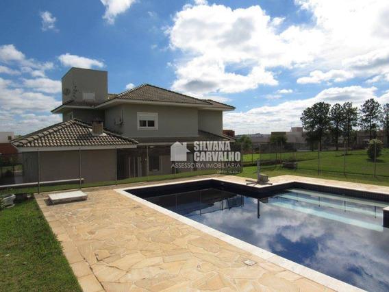 Casa Para Venda No Condomínio Palmeiras Imperiais Em Salto - Ca4826