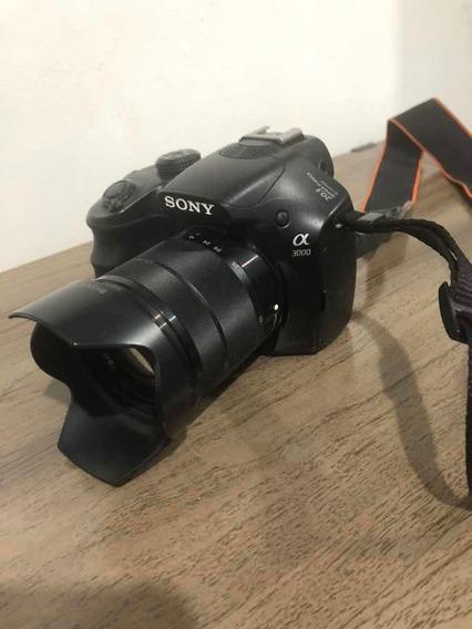 Câmera Sony A300