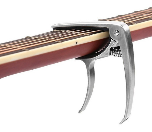 Capotraste Capodastro Transporte Resistente Excelente Calidad Ideal Para Ukelele Y Todo Tipo De Guitarras