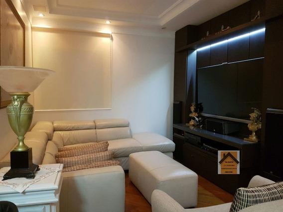 Apartamento A Venda No Bairro Vila Azevedo Em São Paulo - - Vp490-1