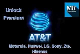 Código De Liberación Motorola, Huawei At&t México
