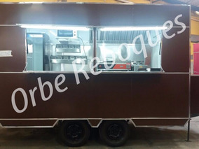 Trailer Lanchonete Food Truck