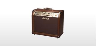 Amplificador Guitarra Elertroacústica Marshall As100d