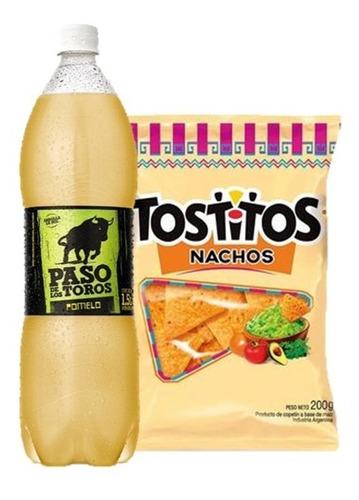 Refresco Paso De Los Toros 1,5 Lts + Doritos Tostitos 200 Gr