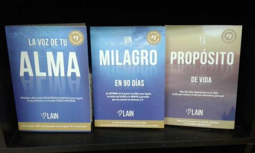 La Voz De Tu Alma - Trilogía De Libros De Lain García Calvo