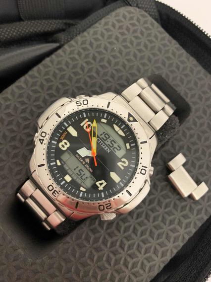 Relógio Citizen Aquamont Jp3040-59e