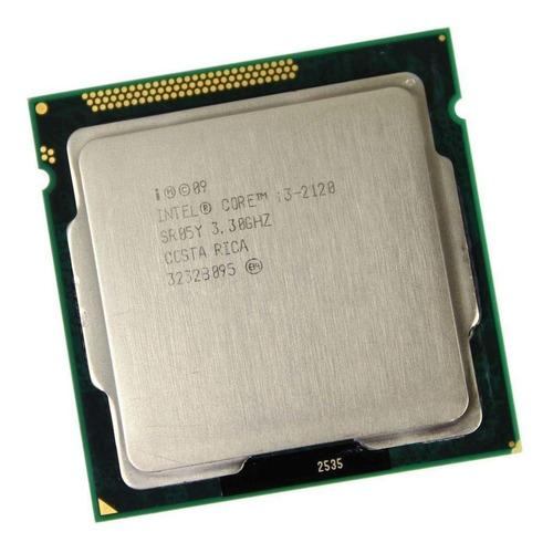 Imagem 1 de 4 de Processador Gamer Intel Core I3-2120 De 2 Núcleos E 3.3ghz