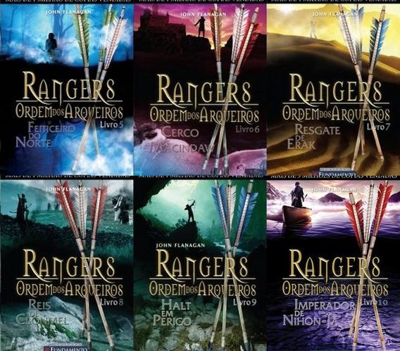 Rangers Ordem Dos Arqueiros - Vol 5 Ao 10