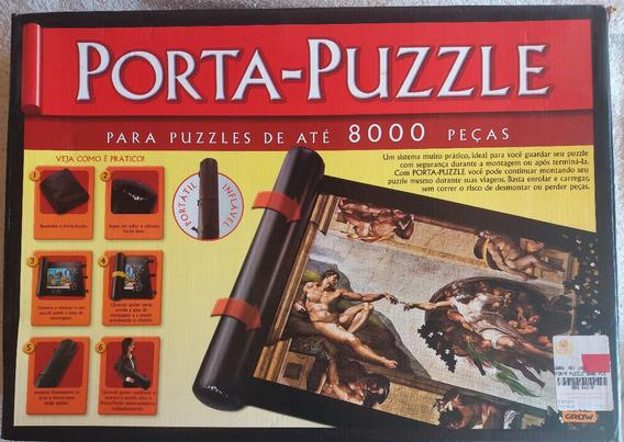 Porta Quebra-cabeças (puzzle) De Até 8000 Pçs