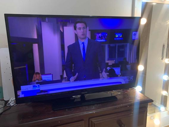 Tv Philips 39 Led Full Hd Com Conversor Digital