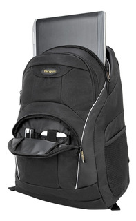 Morral Targus Motor Backpack Tsb194 Negro, Laptop Hasta 16