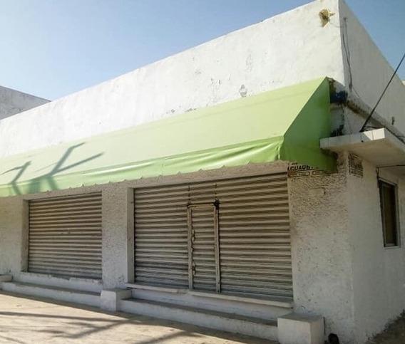 Local Comercial Y Bodega A La Venta En La Avenida Cuahutémoc, Veracruz
