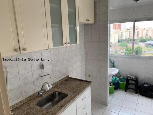 Apartamento Para Venda Em São Paulo, Jaguaré, 2 Dormitórios, 1 Banheiro, 1 Vaga - 8644_2-982686