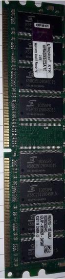 Memoria Kingston Kvr400x64c3a/1g 2.6v / 1gb Pc-3200