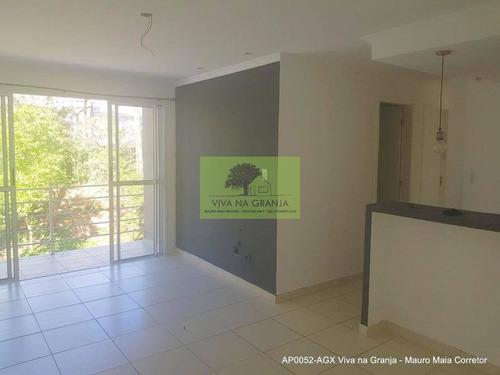 Apartamento De 3 Quartos Para Venda - Granja Viana - Cotia - Izm70786-460678
