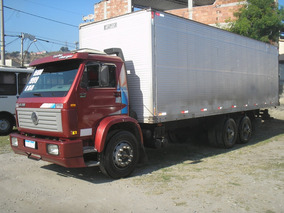 Truck Bau Vw 16.200 (motor Novo)