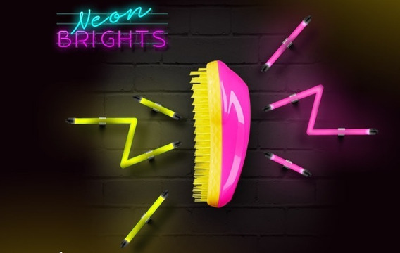 Escova Tangle Teezer The Original Pink Rebel - Rosa Rebelde