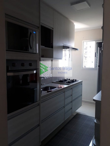 Apartamento Padrão Para Venda Em Jardim Marilu São Paulo-sp - 695