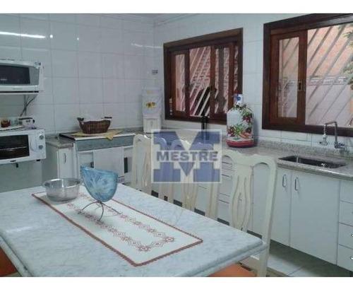 Imagem 1 de 12 de Sobrado Com 4 Dormitórios À Venda, 210 M² Por R$ 966.720,02 - Parque Renato Maia - Guarulhos/sp - So0027