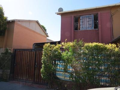 Casa Villa Jardin Quilicura En Casas Individuales En Venta En