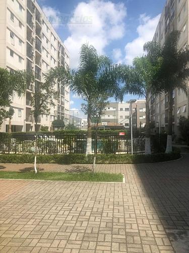 Imagem 1 de 8 de Apartamento Para Venda, 2 Dormitórios, Loteamento City Jaragua - São Paulo - 2423
