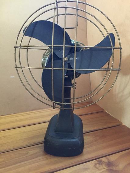 Ventilador De Mesa Vintage