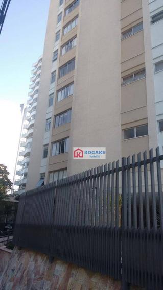Apartamento Com 3 Dormitórios À Venda, 120 M² Por R$ 450.000,00 - Vila Adyana - São José Dos Campos/sp - Ap4691