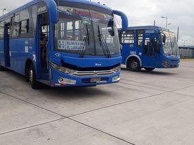 Venta Bus Volkswagen 2013 Con Derechos Y Acciones
