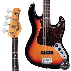 Contra Baixo Jazz Bass Tagima Woodstock Tw-73 Sunburst