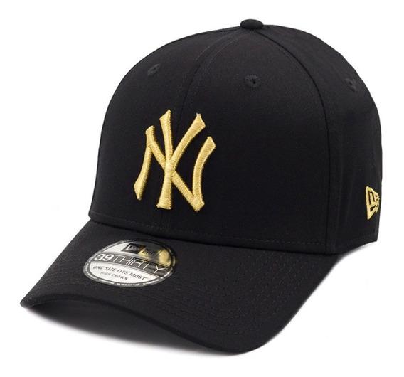 Boné New Era Original New York Yankees Preto Neperbon172