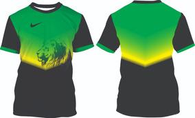 Camiseta Nike Dri Fit Uv50 Jamaica