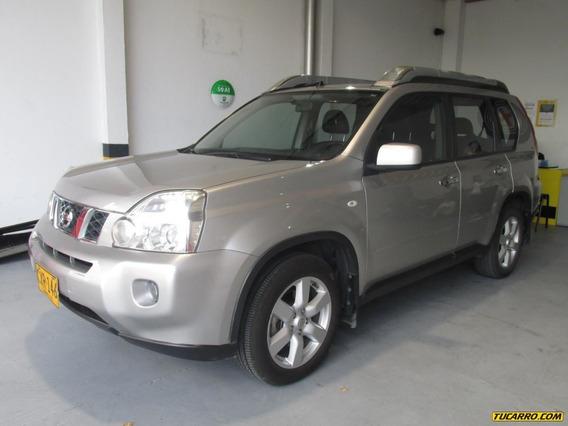Nissan X-trail 4x4 De Lujo