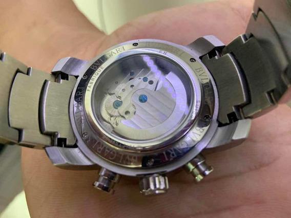 Bvlgari Relógio