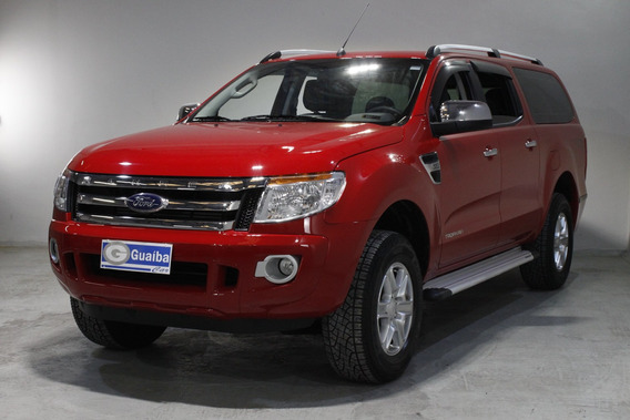 Ford Ranger 3.2 Limited Plus 4x4 Cd 20v Diesel 4p Automáti