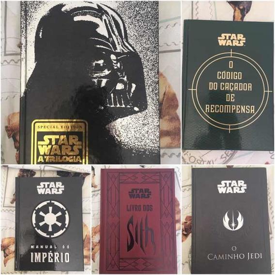 Box Star Wars Capa Dura + Livro Trilogia - Special Edition