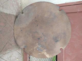 Cubre Rueda De Auxilio Gol Power