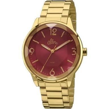 Relógio Feminino Quartz Luxo