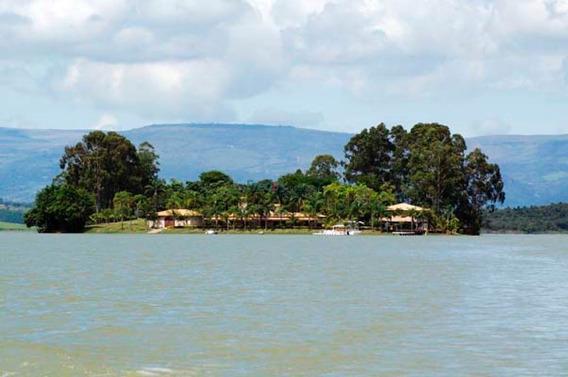 Espetacular Imóvel Em Ilha Particular Próximo A Ribeirão Preto, No Sul De Minas. - Fa2007