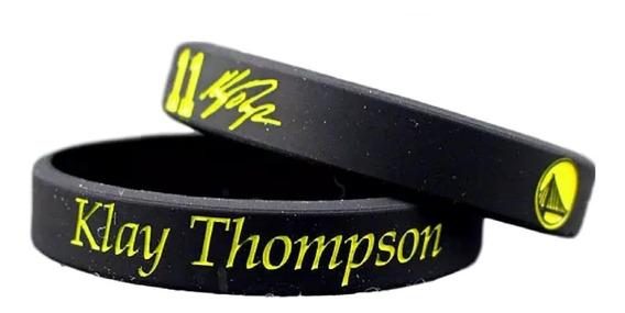 Pulseira Nba Klay Thompson Golden State Warriors Basquete