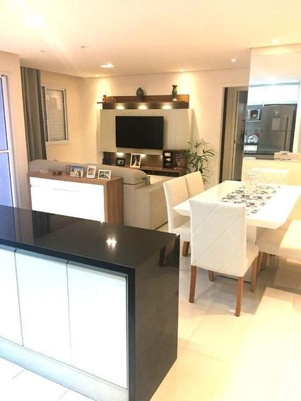 Apartamento Em Vila Prudente, São Paulo/sp De 55m² 1 Quartos À Venda Por R$ 383.000,00 - Ap423166