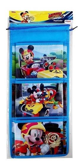 Organizador Infantil Parede Menino Mickey Mouse Disney