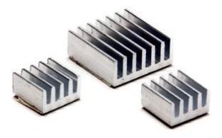 10 X Kit 3 Dissipadores De Calor Raspberry Pi - Arduino