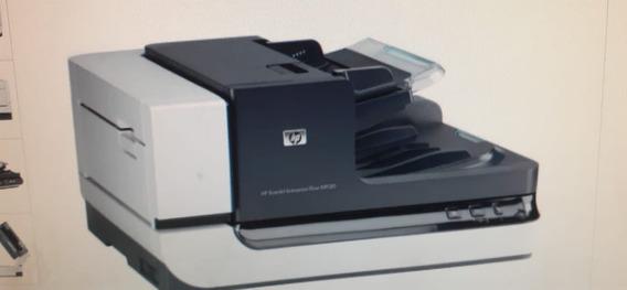 Scanner De Mesa Hp Scanjet Enterprise N9120
