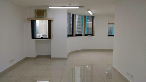 Cj0430 - Conjunto Para Alugar, 42 M² Por R$ 1.300/mês - Moema - São Paulo/sp - Cj0430