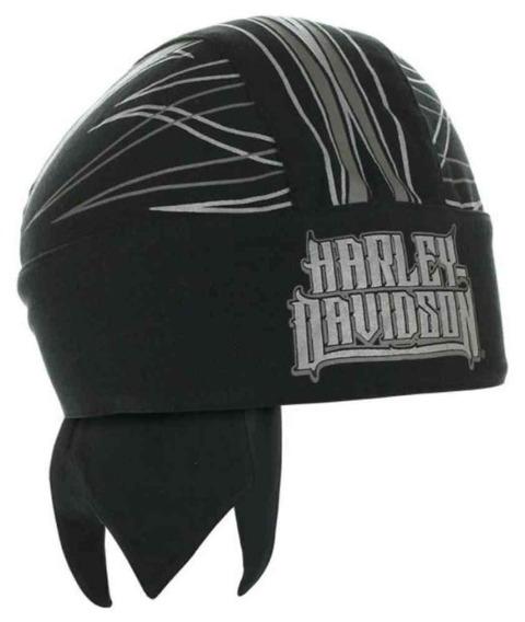 Harley Davidson Bandana Spiked H-d Importada Eua Original