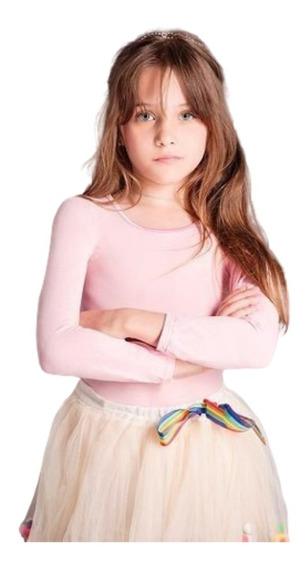 Camiseta Lycra Termica Segunda Piel Nena Mora Morita 1591