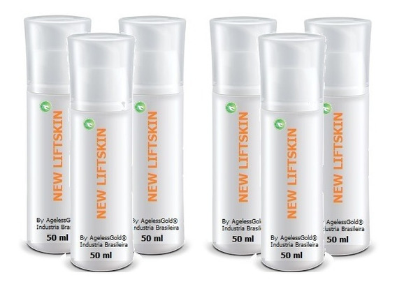 New Lift Skin Care 50 Ml - Original Kit 6