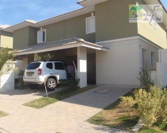 Casa Com 3 Dormitórios Para Alugar, 170 M² Por R$ 3.500,00 - Nature Village Ii - Jundiaí/sp - Ca2075