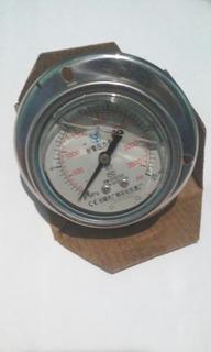 Manometro Con Glicerina 0-3500 Psi / 25 Mpa