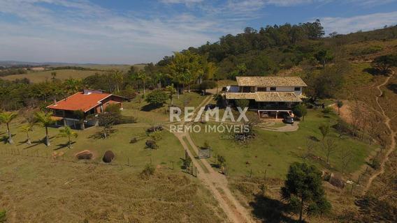 Sítio Rural À Venda, Joaquim Egídio, Campinas. - Si0022
